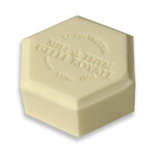 Mydło naturalne z mleczkiem pszczelim