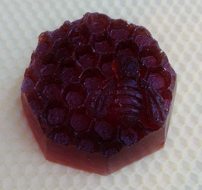 Mydło naturalne z propolisem KORZENNE