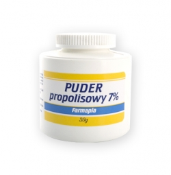 Puder propolisowy 7%